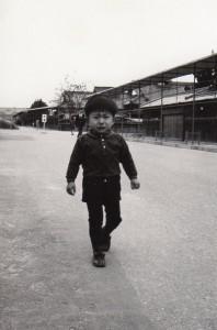 佐藤親生 幼少時代