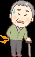 高齢者の腰痛
