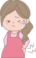 妊娠中の坐骨神経痛